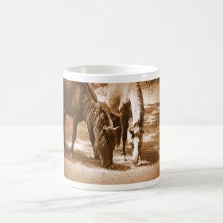 Brown Beauties Coffee Mug
