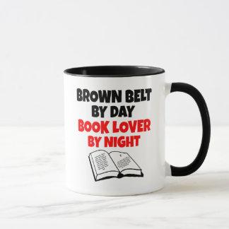 Brown Belt Book Lover Mug