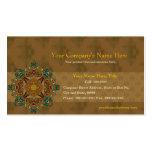 Brown Berber & Mandala Business Cards