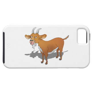 Brown Billy goat iPhone SE/5/5s Case