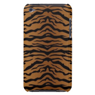 Brown Black Tiger Barely There iPod Cover