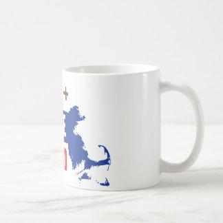 Brown + Blue = Red Coffee Mug