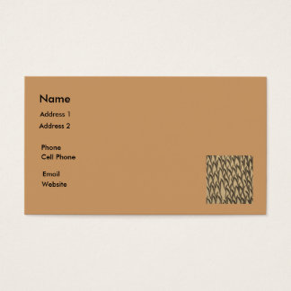 brown branches business card