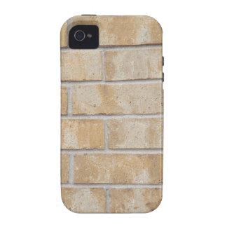 Brown Brick iPhone 4/4S Case