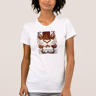 Brown Brick - SAVE TIGERS III T-Shirt