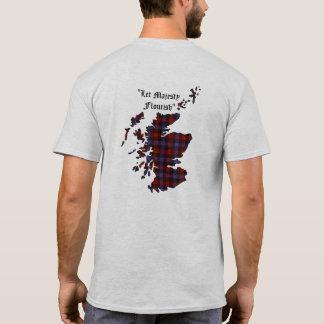 Brown/Broun Clan Adult T-Shirt
