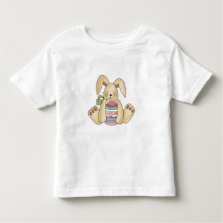 Brown Bunny With Egg T-shirts and Gifts