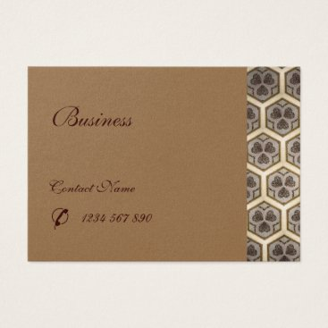 Professional Business Brown Business Cards