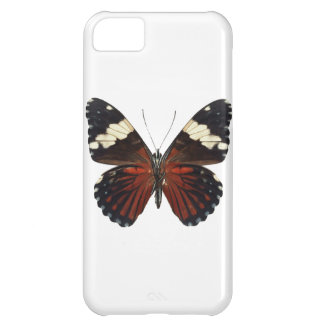 Brown butterfly on any color cover for iPhone 5C