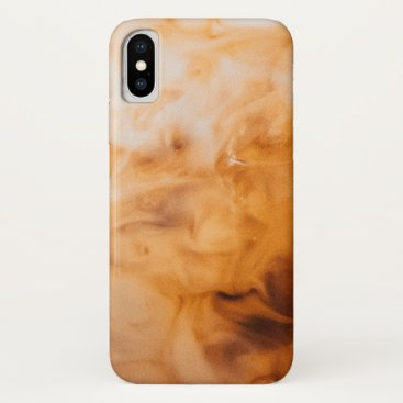 Brown Cafe Latte Phone Case