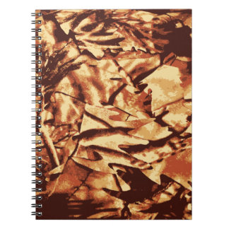 Brown Camo Camouflage Gifts for Hunters Journals