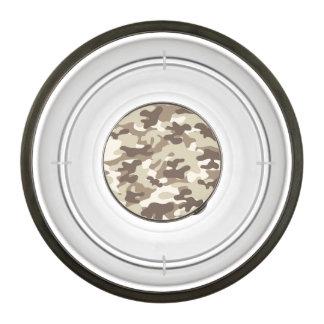 Brown Camo Design Bowl