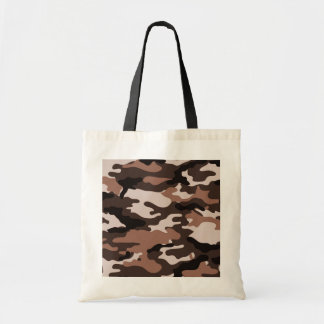 Brown camouflage - bag
