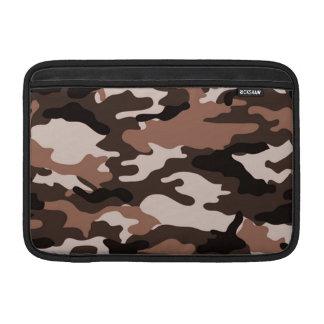 Brown camouflage | MacBook Air Sleeve