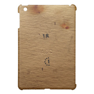 Brown Cardboard Shipping Box Protective Case iPad Mini Cover