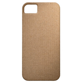 Brown Cardboard Texture For Background iPhone 5 Cover
