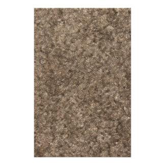 Brown Carpet Stationery