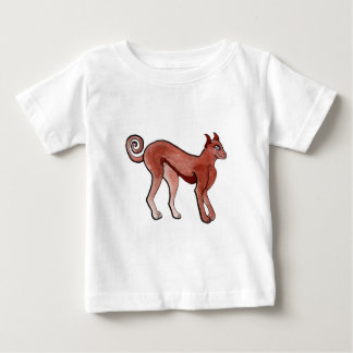 Brown Celtic Brindle Greyhound Tee Shirt