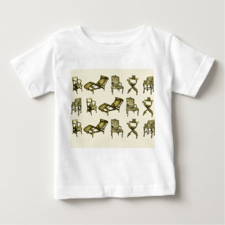 Brown chairs baby T-Shirt