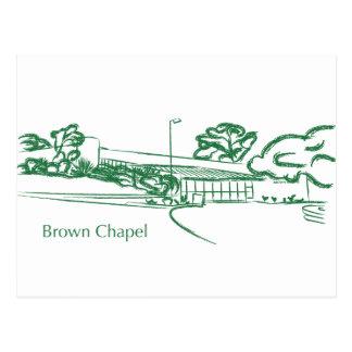 Brown Chapel Postcard