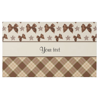 Brown Checks & Beautiful Bows Assorted Chocolates