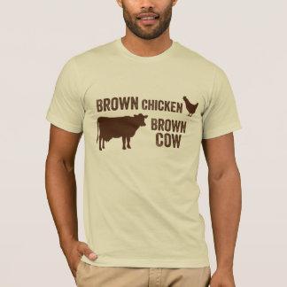Brown Chicken Brown Cow T-shirt