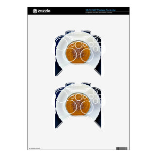 brown chocolate avocado smoothie with white plate xbox 360 controller skins