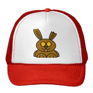 Brown Chocolate Bunny Hats