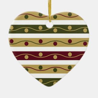 Brown Christmas Ornament