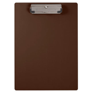"""""""Brown"""" Clipboards"""