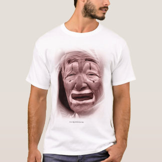Brown Clown  T-Shirt