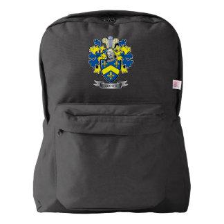 Brown Coat of Arms American Apparel™ Backpack