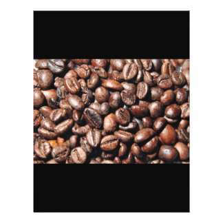 BROWN COFFEE BEANS PHOTOGRAPHY BACKGROUNDS FOODS FLYER