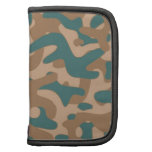 Brown color Camouflage Pattern Organizer