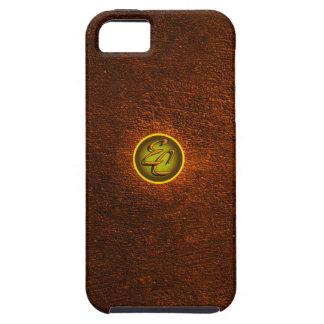 Brown Concrete Creations iPhone SE/5/5s Case