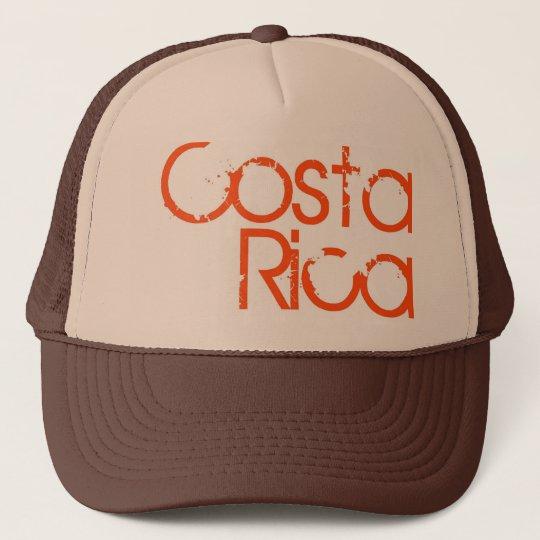 ... order brown costa rica trucker hat bd208 c96b5 310e3ccbb00b