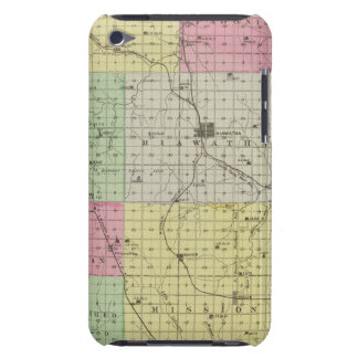 Brown County, Kansas Case-Mate iPod Touch Case