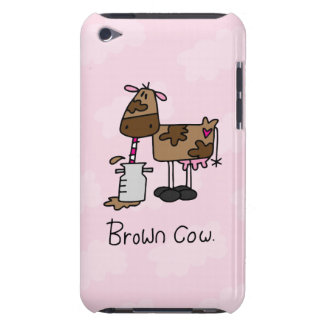 Brown Cow Barely There iPod Case