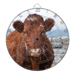 Brown Cow Dartboard