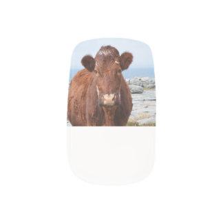 Brown Cow Minx ® Nail Wraps