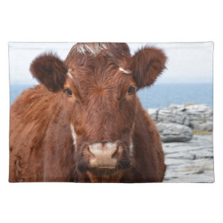 Brown Cow Place Mat