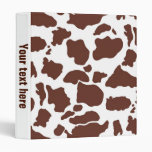 Brown Cow skin | Binder