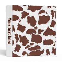 Brown Cow skin | Binder