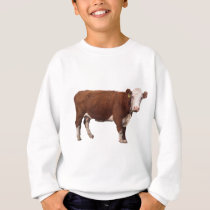Brown Cow Sweatshirt