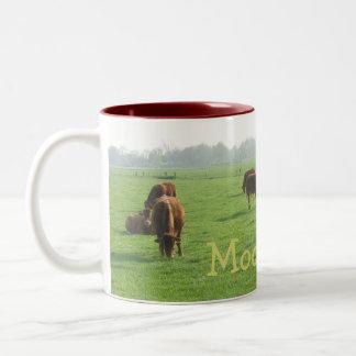 Brown Cows Mug