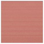 [ Thumbnail: Brown & Dark Salmon Colored Pattern Fabric ]