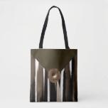 Brown Designer Fashion Tote Bag