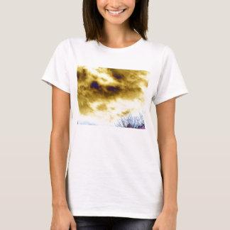 Brown Dragon Sky T-Shirt