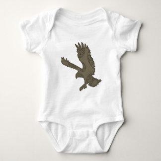 Brown Eagle Shirt