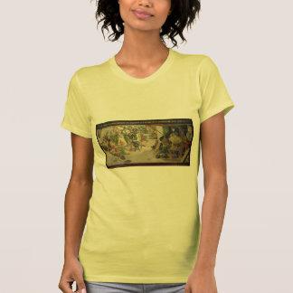 Brown-Establecimiento de Ford de los tejedores fla Camisetas